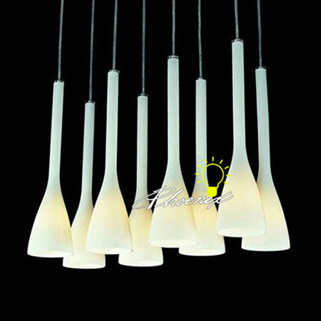 Long Hanging Capiz Pendant Lighting 10438 Browse Project
