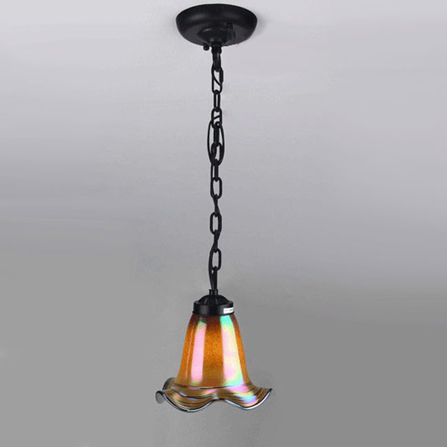 Antique Single Glass Shade Pendant Lighting 9710 Browse