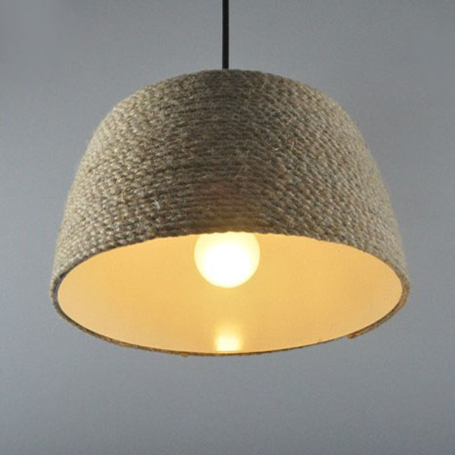 Modern Hemp Rope Pendant Lighting 9960 Browse Project