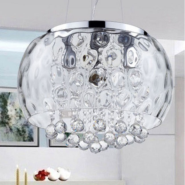 Modern Milan Blown Glass Jar Pendant Lighting 10041