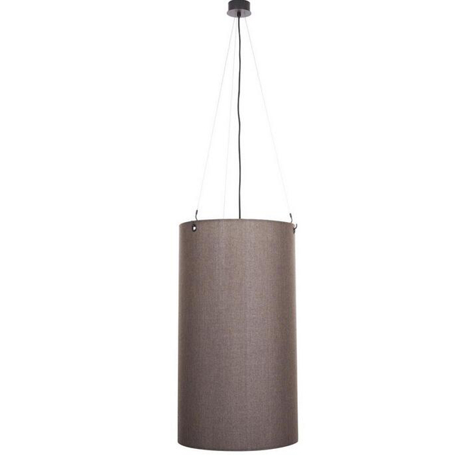 CYLINDER Fabric Pendant Lighting 12585 Browse Project