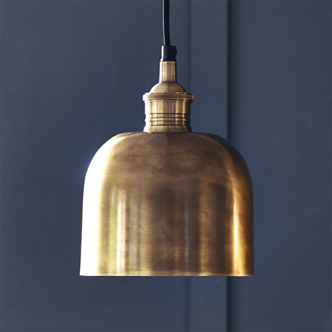 Flori Brass Pendant Lighting 15241