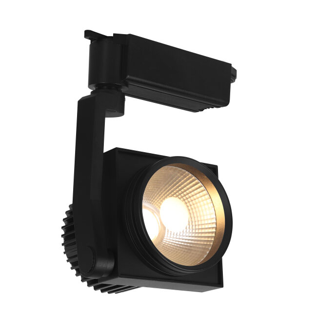Light Industrial Units For Sale West Sussex: Modern Black Track Lighting