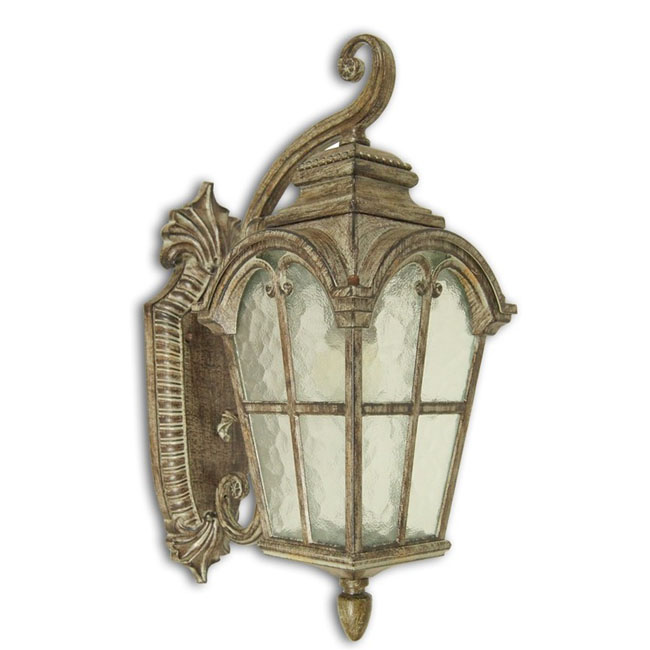 Antique Outdoor Wall Sconces : Antique 0554 Water Glass Outdoor Wall Sconce 9572 : Browse Project Lighting and Modern Lighting ...
